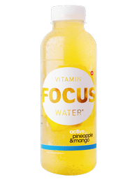 Focus Water Active Ananas und Mango