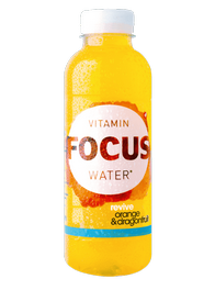 Focus Water Revive Orange und Drachenfrucht