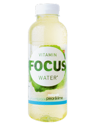 Focus Water Refresh Birne und Limette