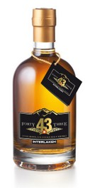 "Swiss Highland Single Malt Whisky ""FORTY THREE"""